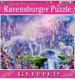 Unicorn Kingdom 100pc Ravensburger Puzzle