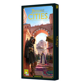 7 Wonders New Edition Cities Expansion