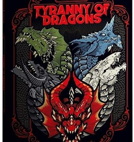 Dungeons & Dragons Dungeons and Dragons RPG: Tyranny of Dragons Alternate Cover (LE)