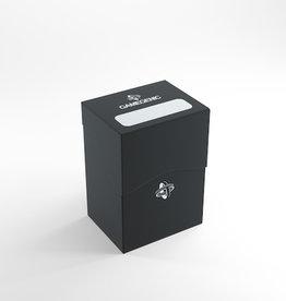 Gamegenic Deck Box 80+ Card Deck Box: Black Gamegenic