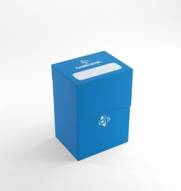 Gamegenic Deck Box 80+ Card Deck Box: Blue Gamegenic