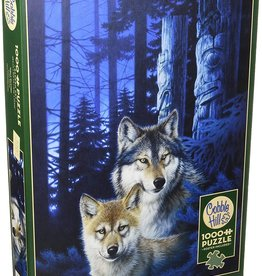 Cobble Hill Wolf Canyon 1000pc Cobble Hill Jigsaw Puzzle