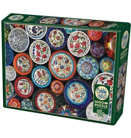 Cobble Hill Bowls 1000pc Cobble Hill Jigsaw Puzzle