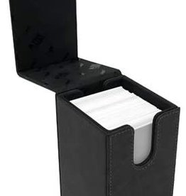 Alcove Tower Deck Box: Suede Collection - Jet