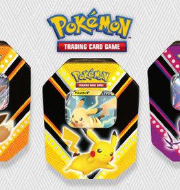 Pokemon V Powers Tin