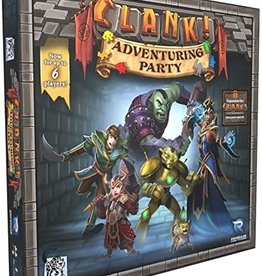 Renegade Clank! Adventuring Party Expansion
