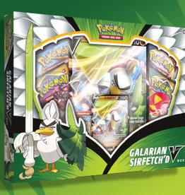 Pokemon Pokemon Sirfetchd V Box