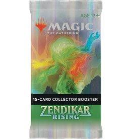 Magic: The Gathering CCG MTG Zendikar Rising Collector Booster