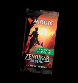Magic: The Gathering CCG MTG Zendikar Rising Set Booster