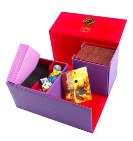 Creation Line Deck Box: Large - Purple