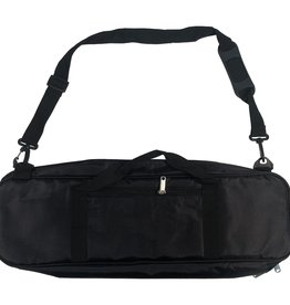 BAG23 Black Chess Bag Padded strap and handle