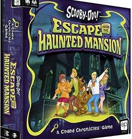 Scooby Doo Escape Haunted Mansion