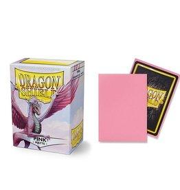 Dragon Shields Dragon Shield Sleeves: Matte Pink 100ct