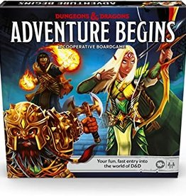 Dungeons & Dragons Dungeons & Dragons: Adventure Begins Board Game