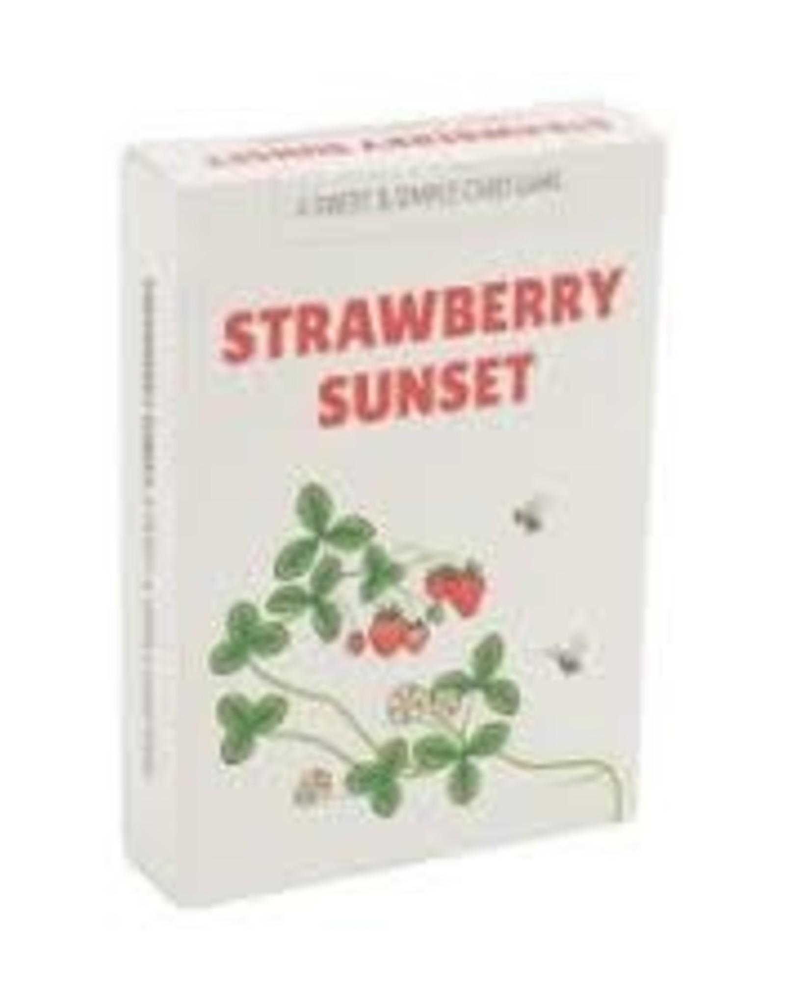 Strawberry Sunset