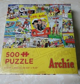 Archie Covers 500pc Cobble Hill Jigsaw Puzzle