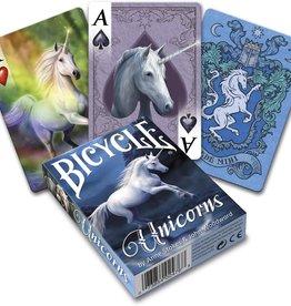 Bicycle Playing Cards Unicorns