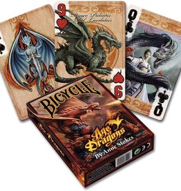 Bicycle Anne Stokes Age of Dragon Playing Cards