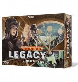 Z-Man Pandemic: Legacy Season 0