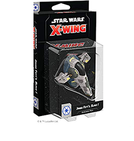 Star Wars: X-Wing Second Edition Jango Fett's Slave I Expansion Pack