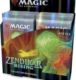 Magic: The Gathering CCG MTG Zendikar Rising Collector Booster Box