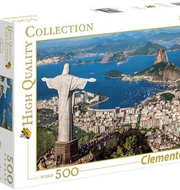 Clementoni Rio De Janiero 500pc Clementoni Jigsaw Puzzle
