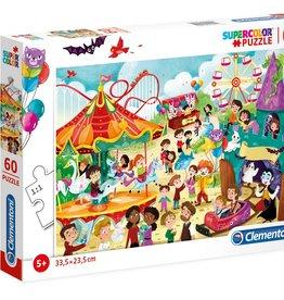 Clementoni Luna Park 60 pc Clementoni Jigsaw Puzzle