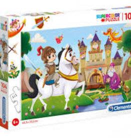 Clementoni The Magic Kingdom 104 pc Clementoni Jigsaw Puzzle