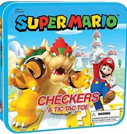 Super Mario Checkers