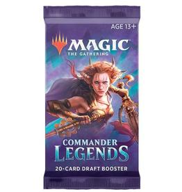 Magic: The Gathering CCG MTG Commander Legends Booster Pack