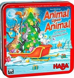 HABA Animal Upon Animal Christmas Edition