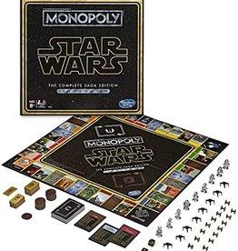 Monopoly: Star Wars Saga