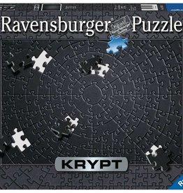 Ravensburger Krypt Black 736pc Ravensburger Jigsaw Puzzle