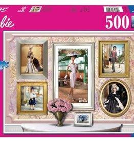 Ravensburger Barbie Paris Fashion  500pc Ravensburger Jigsaw Puzzle