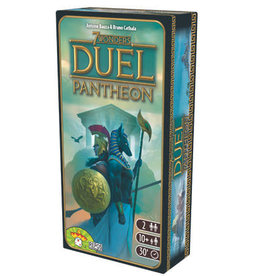 Asmodee 7 Wonders: Duel - Pantheon Expansion