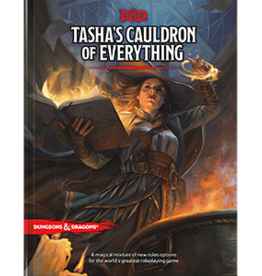 Dungeons & Dragons D&D Tasha's Cauldron of Everything