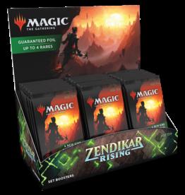 Magic: The Gathering CCG MTG Zendikar Rising Set Booster Box
