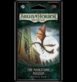 Fantasy Flight ARKHAM HORROR LCG: MISKATONIC MUSEUM