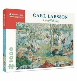 Pomegranate Pomegranate Carl Larsson: Crayfishing 1000pc Pomegranate Jigsaw Puzzle