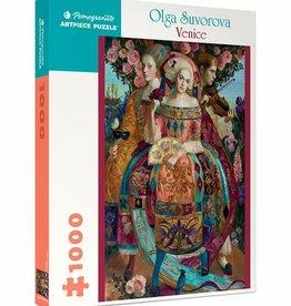 Pomegranate Olga Suvorova: Venice 1000pc Pomegranate Jigsaw Puzzle