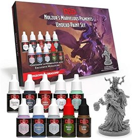 Dungeons & Dragons Nolzur`s Marvelous Pigments: Undead Paint Set