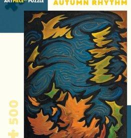 Pomegranate Lawren S. Harris: Autumn Rhythm 500pc Pomegranate Jigsaw Puzzle