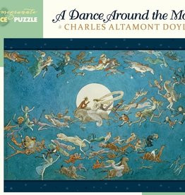 Pomegranate Charles ALtamont Doyle: A Dance Around the Moon 300pc Pomegranate Jigsaw Puzzle