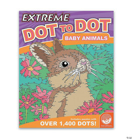 EXTREME DOT TO DOT - BABY ANIMALS