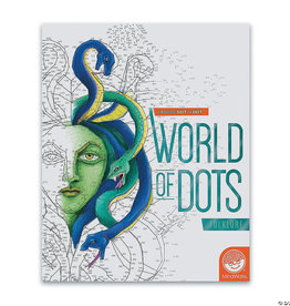 Mindware Extreme Dot to Dot: World of Dots: Folklore