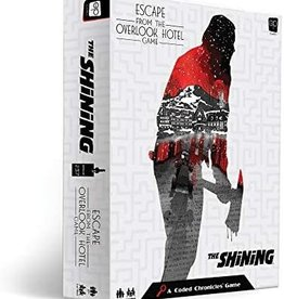 USAopoly The Shining - Escape from the Overlook Hotel
