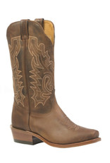 Boulet Boulet Leather Cutter Toe Boots