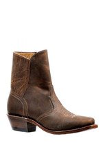 """Boulet Boulet 7"""" Shorty Cutter Toe Boots, 6C"""