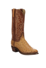 Lucchese Dante, Ostrich Roper Boots