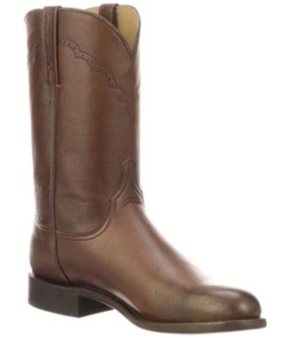 Lucchese Lawrence Calf Roper Boots